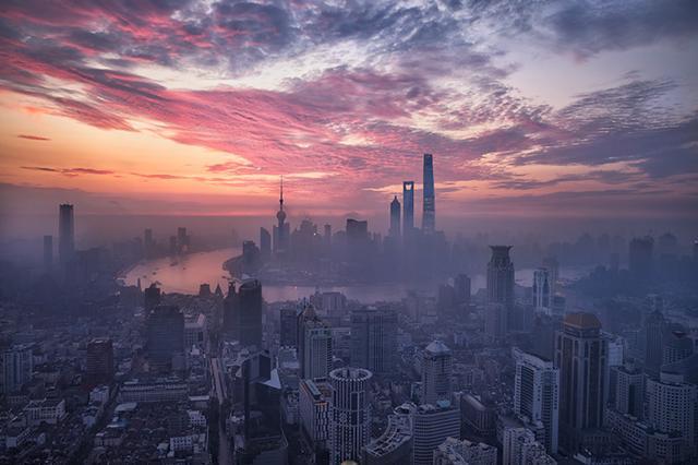 在这个全球化的时代,每一座城市都有自己的独特气质