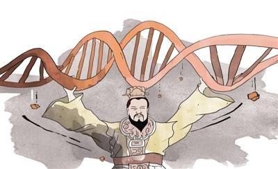 研究:为何要评论曹操的DNA骚妖怪漫画图片