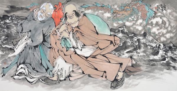 """""""吾境·三晋名家六人展""""全国巡回展于三品美术馆北京馆开幕"""