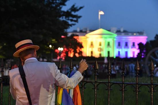 美国怎样逐步认可同性婚姻?