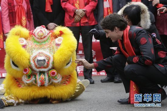 """""""春节""""2017年起成加拿大官方节日"""