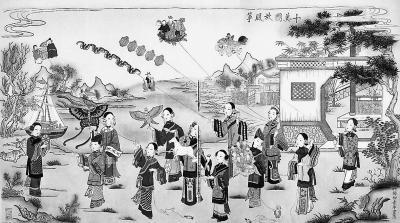 老北京的风筝往事