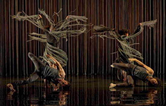 """《有机体》:""""织品""""与舞蹈对话"""