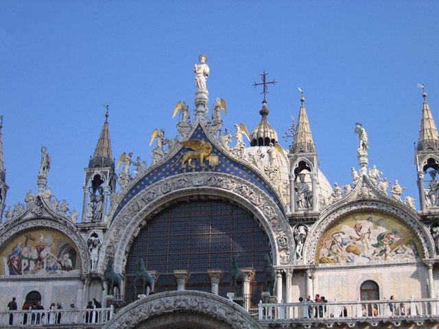 圣马可大教堂屋顶