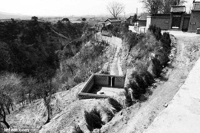 山西省武乡县砖璧村,百团大战时八路军司令部所在地.这个仅有百