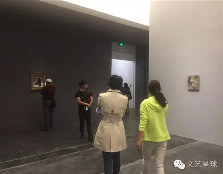 安藤忠雄助力曾梵志史上最大规模个展
