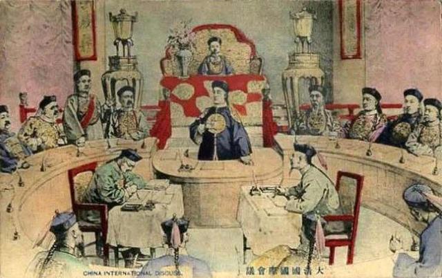 大清官场的会议文化:妓女、鼻烟和鸦片