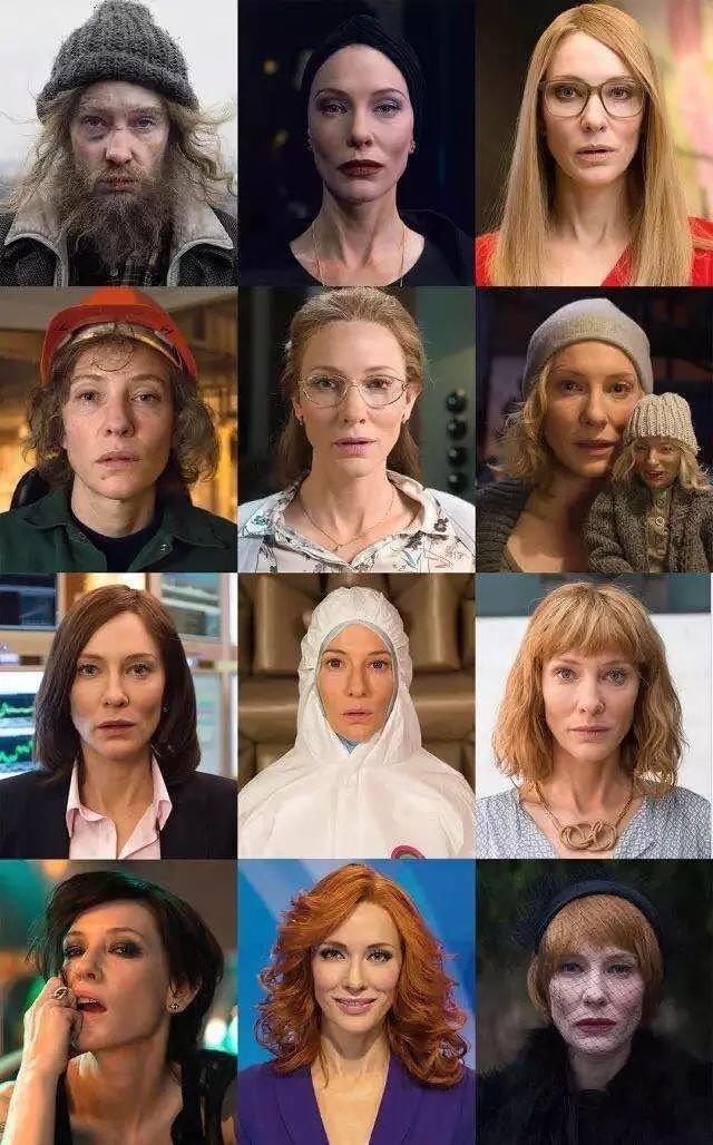 她們才是神級女演員