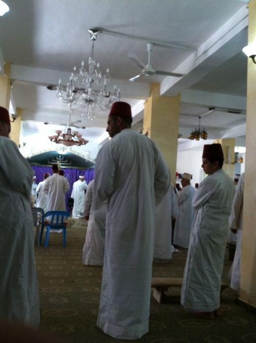撒玛利亚安息日礼拜仪式