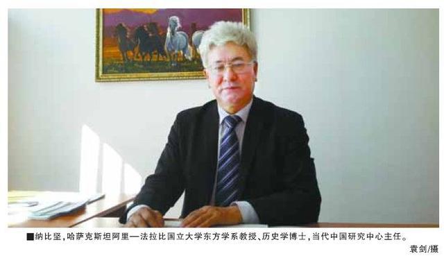 哈萨克斯坦人如何看中国?