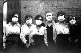 """公共健康:""""西班牙流感""""的出现与疾病的命名"""