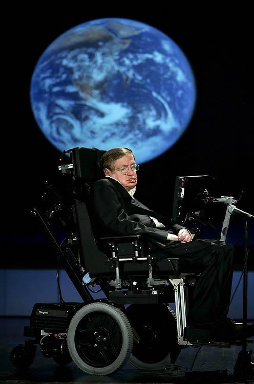 史蒂芬·威廉·霍金(Stephen William Hawking,1942年1月8日—2018年3月14日)