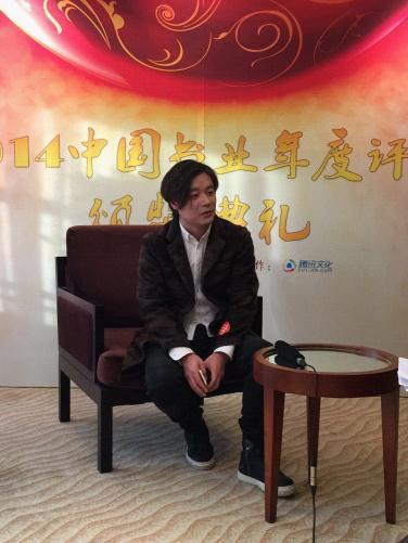 专访张嘉佳:爱情太现实只因没有遇到对的人