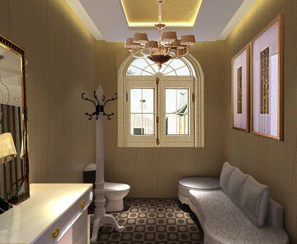 酒店里的厕所