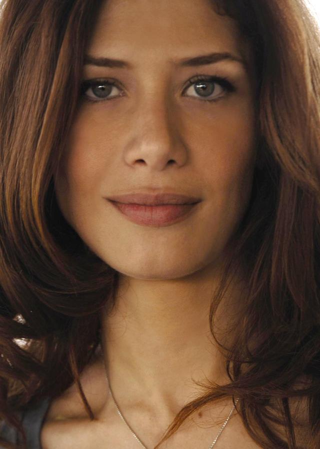 撒玛利亚裔以色列女星索菲·兹达卡(Sofi Tsdaka)