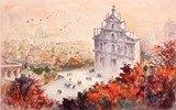 澳门文学:迷宫般的城市街道里,用文学讲述人情记忆