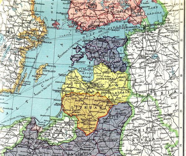 波罗的海传奇︱一世而终的立陶宛王国