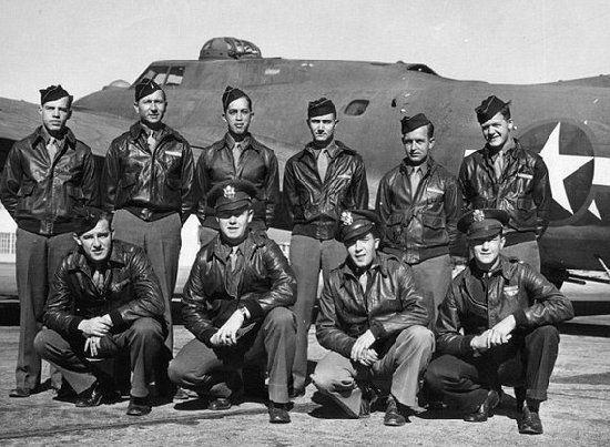 日军曾活体解剖8名美军飞行员