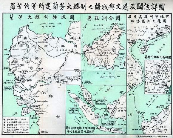 在世界第三大岛——东南亚的加里曼丹(印度尼西亚人对婆罗洲的称呼,今图片