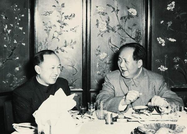 钱学森,钱伟长,钱三强最是春风得意的1956图片
