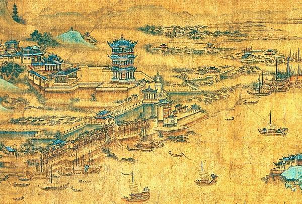 历史上的黄鹤楼到底真容如何?