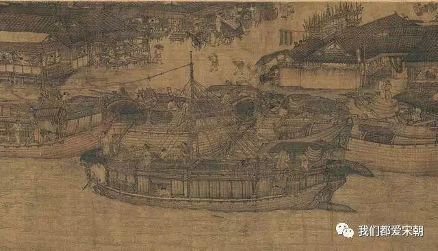《清明上河图》其实就是北宋开封府的美食地图志图片