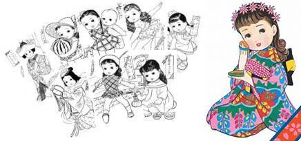 天天色综合成人网_萌萌哒的成人涂色书为何热销_文化_腾讯网