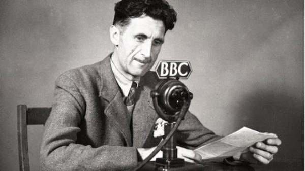 """乔治·奥威尔铜像将回老东家BBC""""上班"""":阐释新闻的价值"""