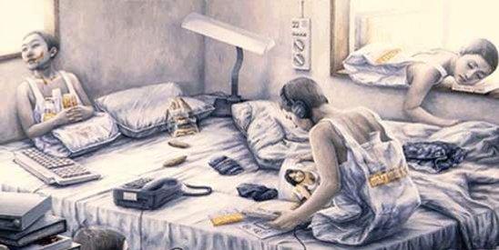 在现代社会,网络、视频、图片更受欢迎,阅读似乎走入某种困境。