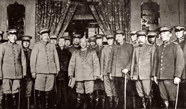 【大家】1914年最末一天:帝制的先兆