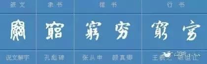一个汉字,就是一个故事