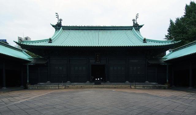 位于东京都的汤岛圣堂(东京孔庙)