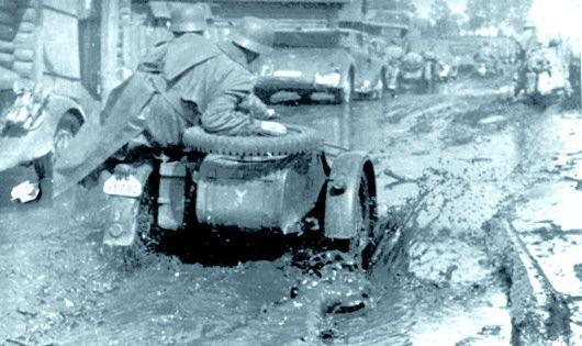 德军闪电战怎失灵:速战速决背后的难言之隐