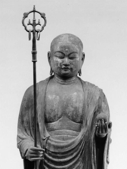 """在印度寂寞的地藏菩萨,一到中国位列""""四大菩萨""""?"""