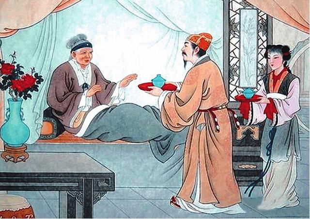 中国古代是怎么养老的?别以为责任都推给家庭