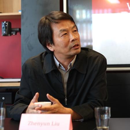刘震云:中国人是世上最顽强的