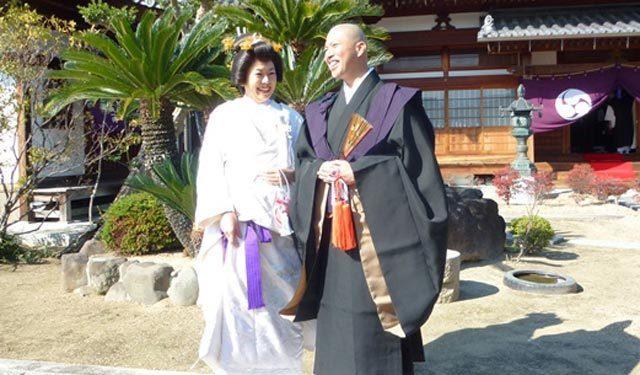 日本和尚到底有多幸福