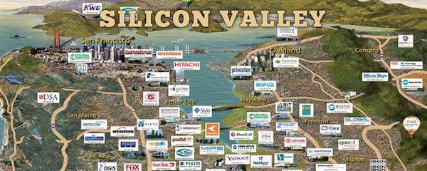 李开复:为什么硅谷难以被复制?