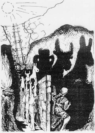 魔鬼与科学:柏拉图和笛卡尔的魔鬼寓言
