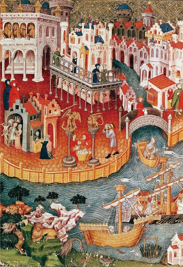 威尼斯真的是毁于人才枯竭吗?
