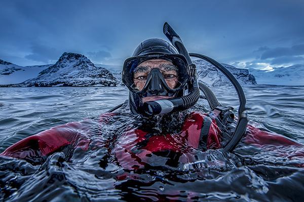 对话著名野生动物摄影师阿莫斯·纳楚姆