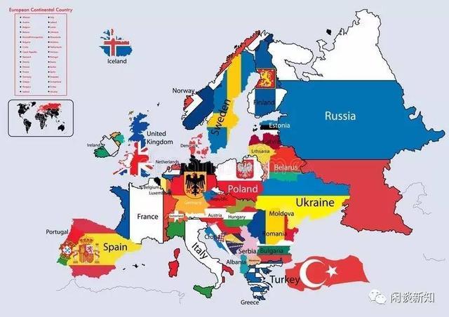 只要英国没有衰落,欧洲大陆就不可能出现霸权?