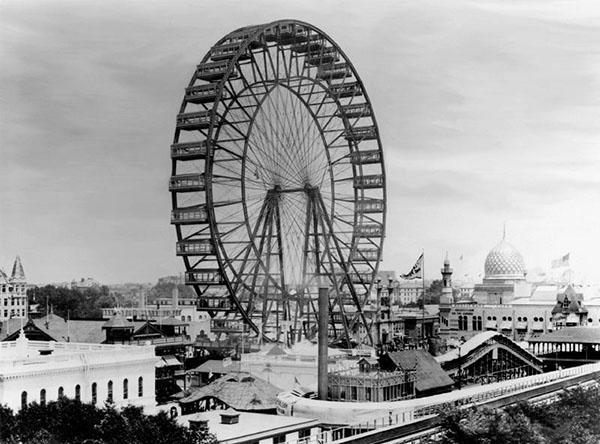 """游乐园的兴起:从过山车、摩天轮到""""明日天下"""""""