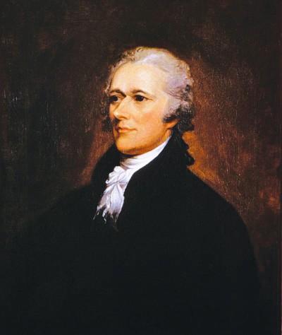 从美国建国初期三份国事报告看汉密尔顿的贡献