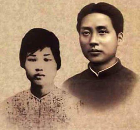 揭秘:毛泽东一生题诗赞美的五个女人