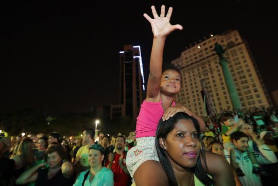 里约奥运会:是巴西荣耀还是美丽陷阱