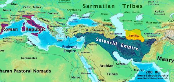 《史记》里的亚历山大帝国:进击的汉语历史音韵学