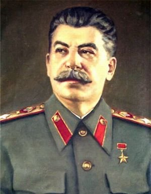 """斯大林曾给毛泽东下禁令""""不许革命""""图片"""