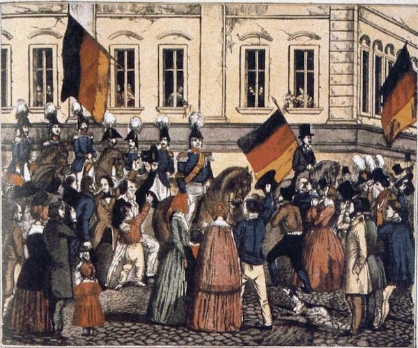 排斥的代价:从普鲁士到魏玛德国的自由主义