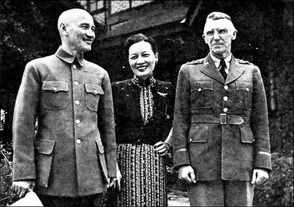 史迪威是真的曾经建议刺杀蒋介石吗?